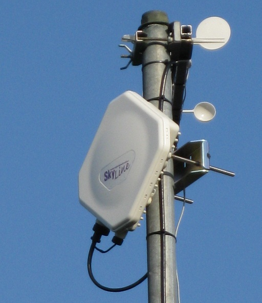 Skyline Wimax antenne